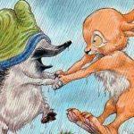 Про Ёжика и Кролика: Мечты сбываются! - Стюарт П. и Риддел К. Сказка.