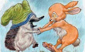 Про Ёжика и Кролика: Мечты сбываются! — Стюарт П. и Риддел К. Сказка. 5 (1)