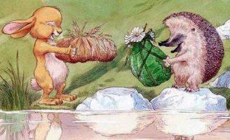 Про Ёжика и Кролика: Подарки в день рождения — Стюарт П. и Риддел К. 5 (2)