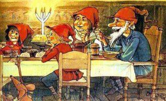 Рождественская каша — Нурдквист С. Сказка про гномов. 2.5 (2)