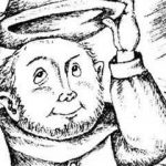 Синяя шапочка - шотландская сказка. Сказка о приключениях рыбака.