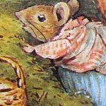 Сказка о миссис Мышке-Малютке - Поттер Б. Сказка про мышку-чистюлю.