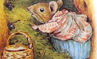 Сказка о миссис Мышке-Малютке — Поттер Б. Сказка про мышку-чистюлю. 0 (0)