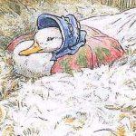 Сказка про Джемайму Плюхвводу - Поттер Б. Сказка про утку.