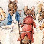 Сказка про Джонни Горожанина - Поттер Б. Сказка про мышонка.