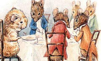 Сказка про Джонни Горожанина — Поттер Б. Сказка про мышонка. 0 (0)