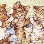 Сказка про котенка Тома - Поттер Б. Сказка про трех котят.