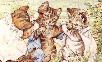 Сказка про котенка Тома — Поттер Б. Сказка про трех котят. 0 (0)