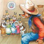 Сказка про маленьких крольчат - Харрис Д.Ч. Сказка про крольчат.