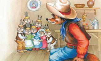Сказка про маленьких крольчат — Харрис Д.Ч. Сказка про крольчат. 3 (2)