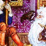 Сказка про старого гнома - Топелиус З. Сказка про гнома и сторожа замка.