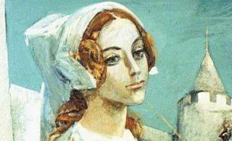 Тамлейн — шотландская сказка. Сказка про любовь Девушки Джанет.