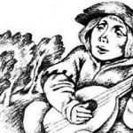 Томас-Рифмач (легенда) - шотландская сказка. Легенда про Томаса.