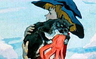 Уиттингтон и его кошка — английская сказка. История про мальчика-сироту.