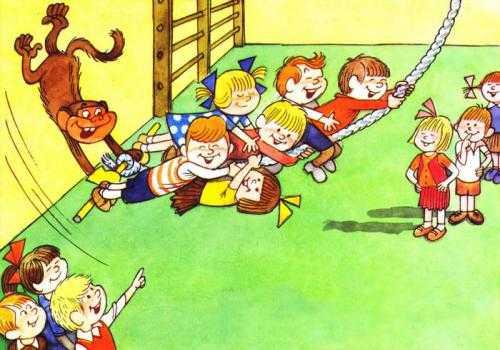 Вера и Анфиса в детском саду - Успенский Э.Н.