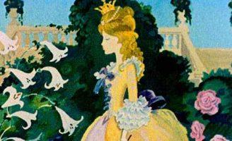 Жемчужина Адальмины — Топелиус С. Сказка про принцессу.