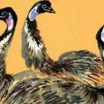 Животные жарких и холодных стран - Чарушин Е.И. Рассказ про животных.