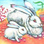Загадочки - Козлов С.Г. Стихи-загадки про животных и их детенышей.