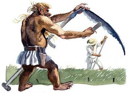 Джонс и Боггарт из Бриксуорта - английская сказка