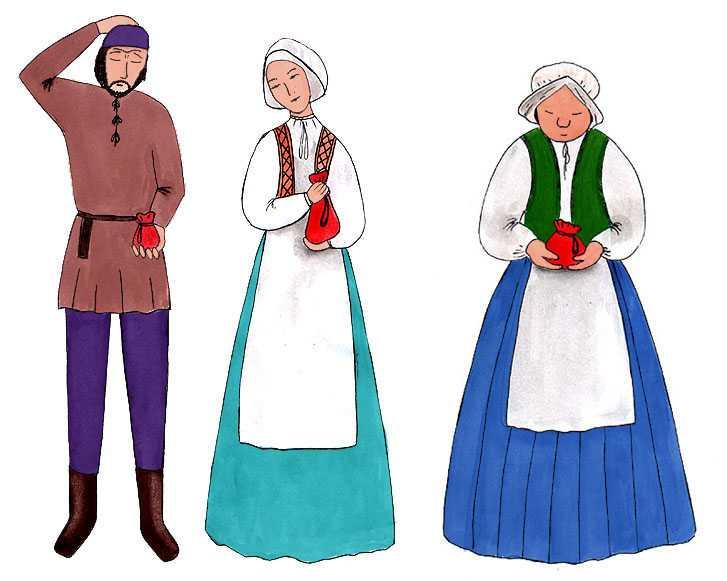 Графиня Кэтлин О`Шей - английская сказка
