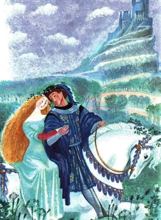 Лорелея - немецкая народная сказка