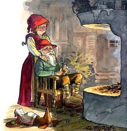 Рождественская каша - Нурдквист С.