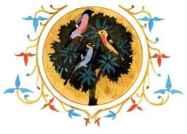 Шамус и птицы - шотландская сказка