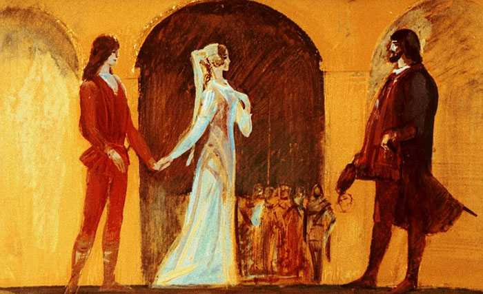 Тамлейн - шотландская сказка