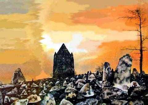 Чайлд-Роланд - английская сказка