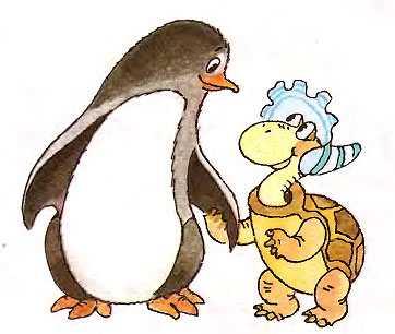 Пингвинчик Джо и Черепашка Джейн - Биссет Д.