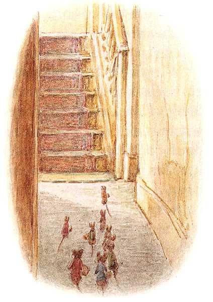 Сказка про Джонни Горожанина - Поттер Б.