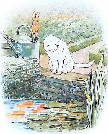 Сказка про Питера-кролика - Поттер Б.