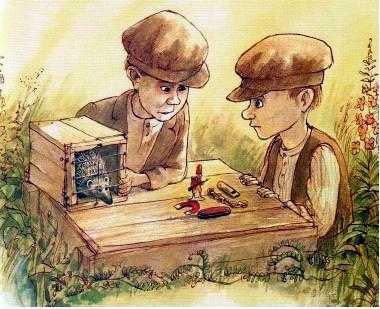 В погоне за шляпой - Нурдквист С.