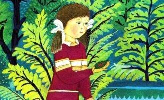 Березовый пирожок — Коваль Ю.И. Рассказ про ребят, ходивших за ягодами. 1 (1)
