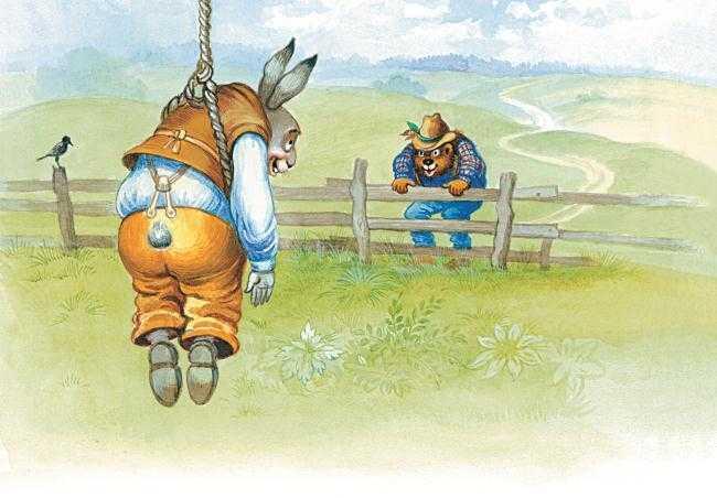 Братец Кролик и Братец Медведь - Харрис Д.Ч.