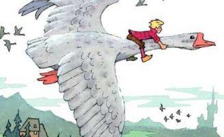 Чудесное путешествие Нильса с дикими гусями — ЛагерлеФ С. Сказка.