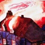 Джип и ведьма из Уолгрейва - британская сказка. Сказка про эльфа.