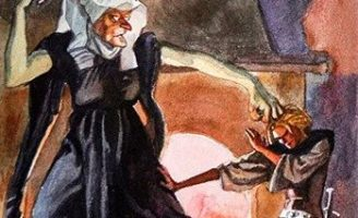Финлей-охотник — британская сказка. Сказка про смелого охотника Финлея. 1 (1)