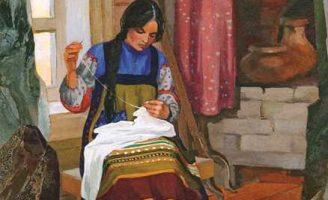 Горный мастер — Бажов П.П. Сказ про верность Катерины своему жениху.