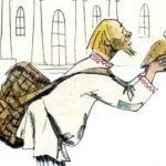 Как мужик гусей делил - Толстой Л.Н. Сказка про мужика и барина.