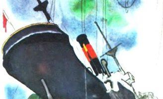 Как подняли пароход со дна — Житков Б.С. Рассказ про затонувший пароход 5 (2)