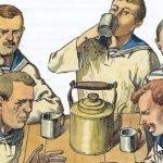 Компас - Житков Б.С. Рассказ про то, как моряки добивались своих прав.