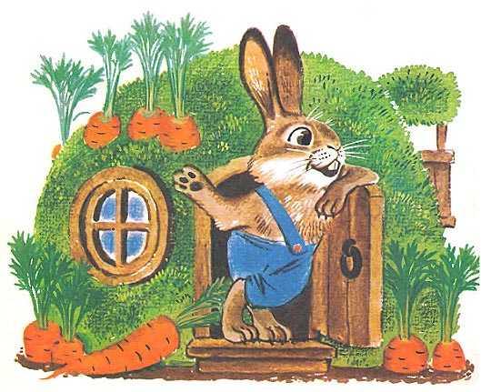 Лиса и заяц - Хармс Д.