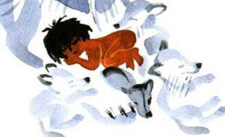 Маугли — Киплинг Р. Сказка про мальчика, который вырос в лесу с волками. 5 (1)