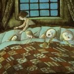 Молли Ваппи - британская сказка. Сказка про трех сестер и великана.