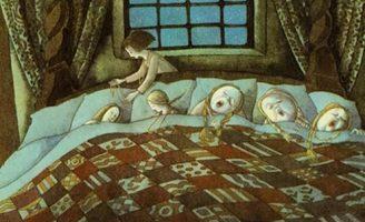 Молли Ваппи — британская сказка. Сказка про трех сестер и великана. 4 (1)