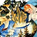 Огневушка-поскакушка - Бажов П.П. Сказка про мальчика и Огневушку.