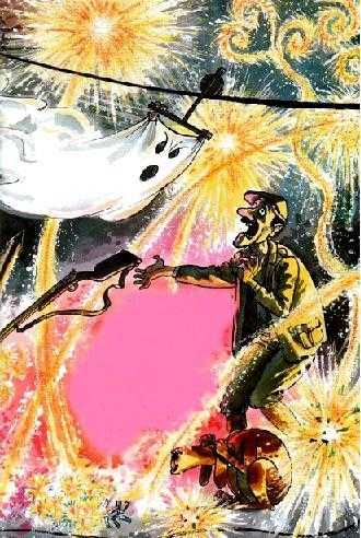 Петсон и Финдус: Охота на лис - Нурдквист С.