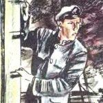 Пожар в море - Житков Б.С. Рассказ про пожар на пароходе с углем.