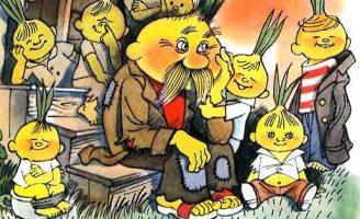 Приключения Чиполлино — Родари Д. Сказка про мальчика-луковку. 0 (0)